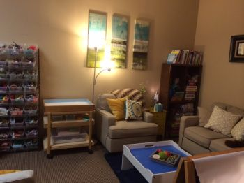 Play Therapy Room: