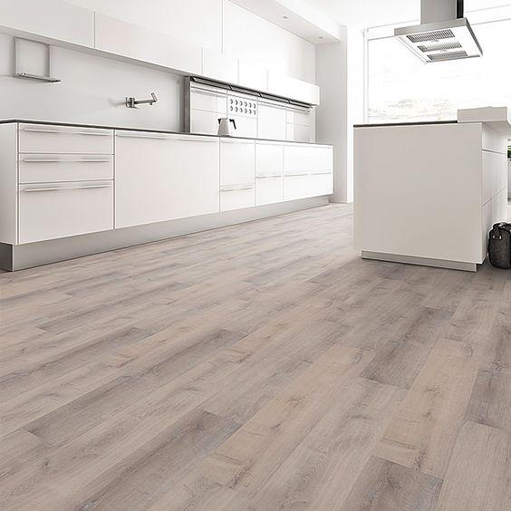 VINYL MAXI + SHERW EICHE GRAU 0,5mm B!DESIGN Boden Pinterest - wohnzimmer eiche grau