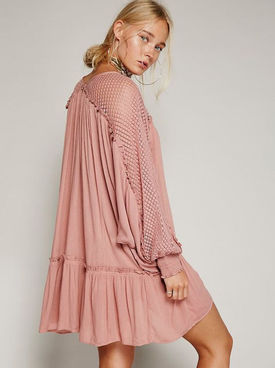 Don't You Want Me Tunic from Free People!