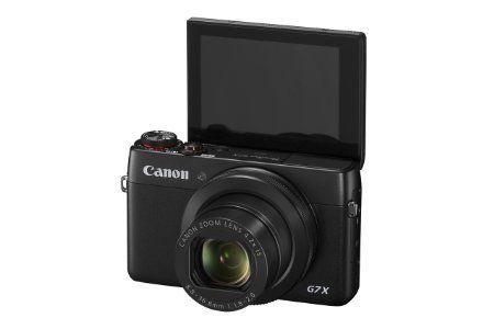 Amazon.com : Canon PowerShot G7 X Digital Camera - Wi-Fi Enabled : Camera & Photo