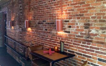 Reclaimed Thin Brick Veneer Home Wall Treatments Pinterest Bricks Home And Thin Brick