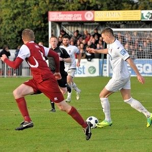 Chelmsford 3 - 2 Staines Town