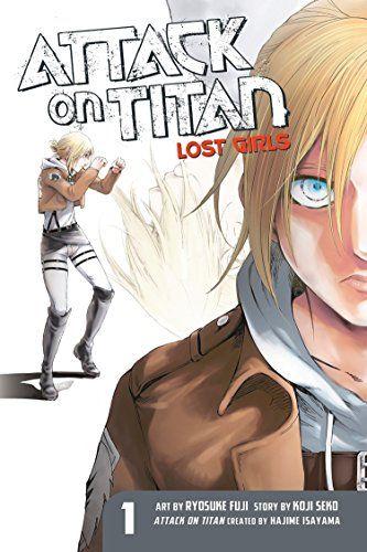 L Attaque Des Titans Lost Girls : attaque, titans, girls, DOWNLOAD, Attack, Titan, Girls, Manga, Epub/MOBI/EBooks, Titan,, Girl,, Anime