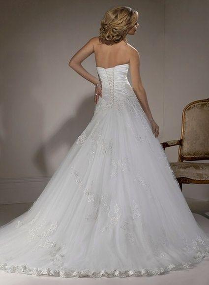 Robe de mariée modèle Primavera de Maggie Sottero d'occasion