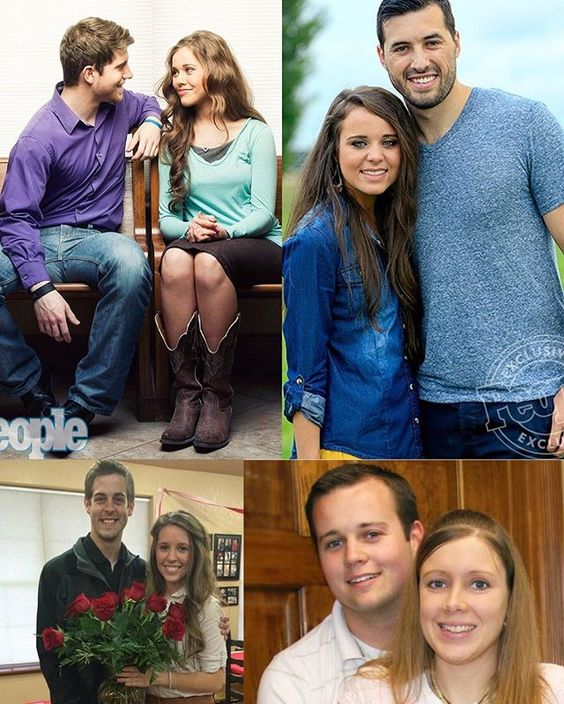 """Who was your favorite """"duggar courting couple"""" #countingon Counting on will be returning this summer -be sure to catch Jinger and her courtship with Jeremy on #countingon"""