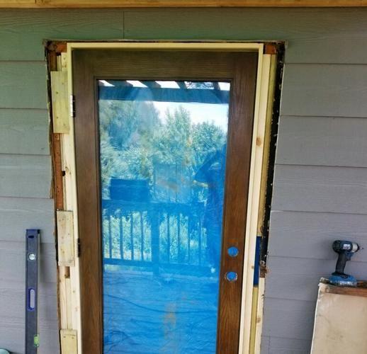 Door Installation Repair Services Door Installer Near Me Hastings Nebraska Lincoln Handyman Service Door Installation Installing Exterior Door Exterior Doors