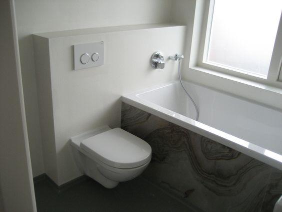 Kleine badkamer met bad google zoeken badkameridee n pinterest google met and search - Deco kleine badkamer met bad ...