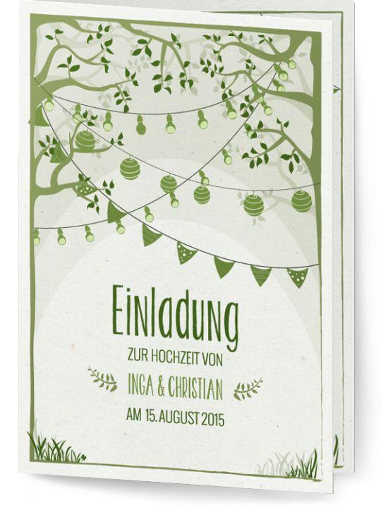 Gartentraum Hochzeitskartendesign Com Save The Date Oder