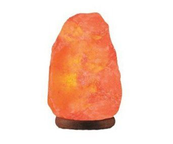 himalayan salt rock lamp