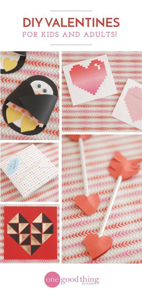 Diy Valentine S For Kids And Adults Valentines Diy Valentines