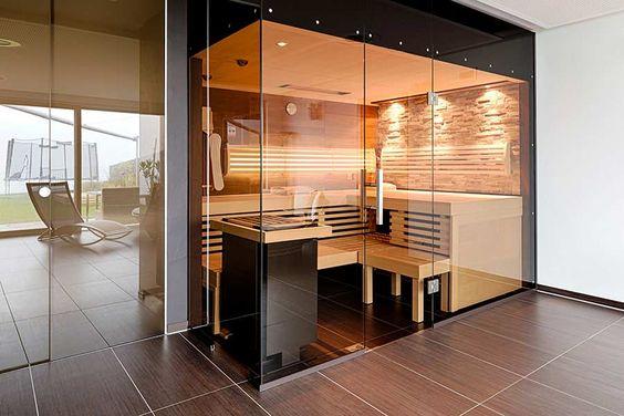 Lovely Egal ob im Badezimmer im Garten Keller oder Wellnessbereich Erfahren Sie hier worauf Sie bei der Platzierung Ihrer Sauna achten m ssen