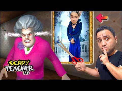 Melike Elif Ogretmen Youtube Teacher Scary Youtube