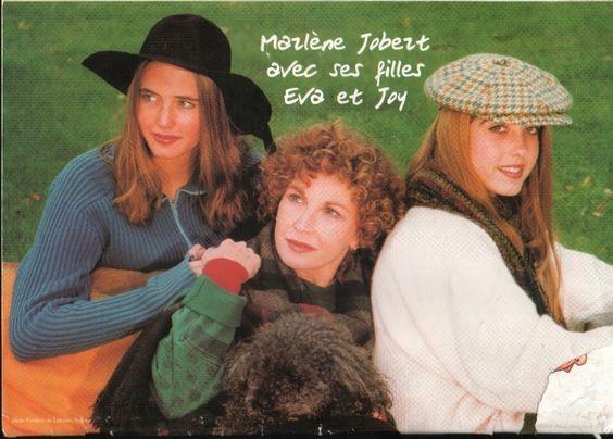 ... Eva et Joy Green. ... Eva Green