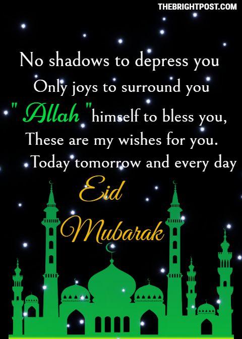 Pin on Best Eid Mubarak Quotes