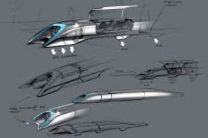 Hyperloop, uma ideia para viajar a 1200 km/h