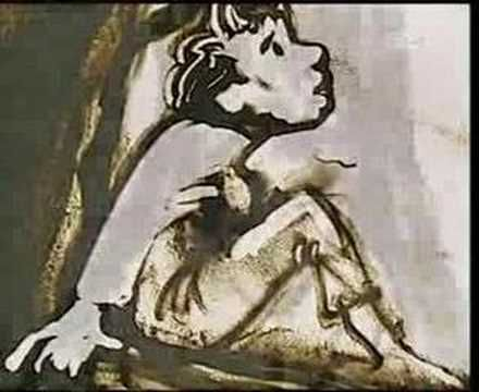 Vivaldi Four Seasons Spring Sand Animation film Ferenc Cakó - YouTube
