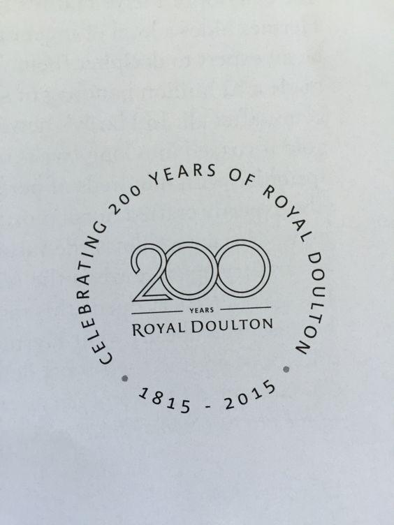 Anniversary logo design