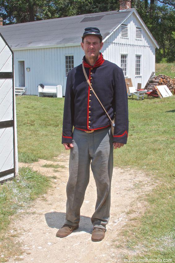 Pt Lookout Civil War POW Reenactment 2015