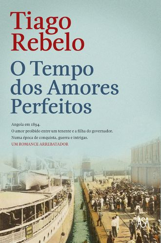 Sinfonia dos Livros: Opinião | O Tempo dos Amores Perfeitos | Tiago Reb...