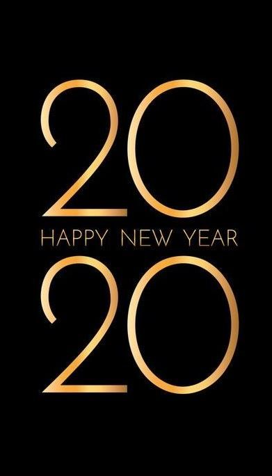 Happy New Year 2020 Images Hd Pictures Photos Wallpapers Pics For Family And Fri Happy New Year Wallpaper Happy New Year Greetings Happy New Year Pictures