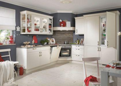kueche-im-lanhausstil.jpg | küche | pinterest | modern - Küche Reddy