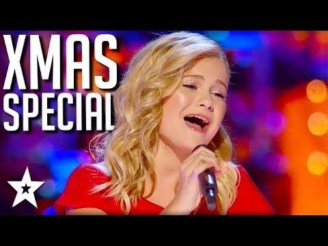 Darci Lynne S Xmas Special On America S Got Talent Got Talent