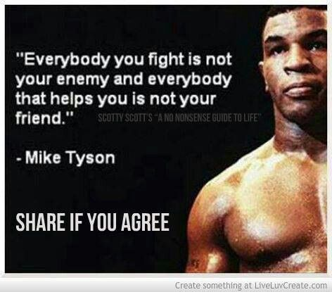 Mike Tyson Quotes Mike Tyson Quote  Iron Mike  Pinterest  Mike Tyson Quotes Wisdom