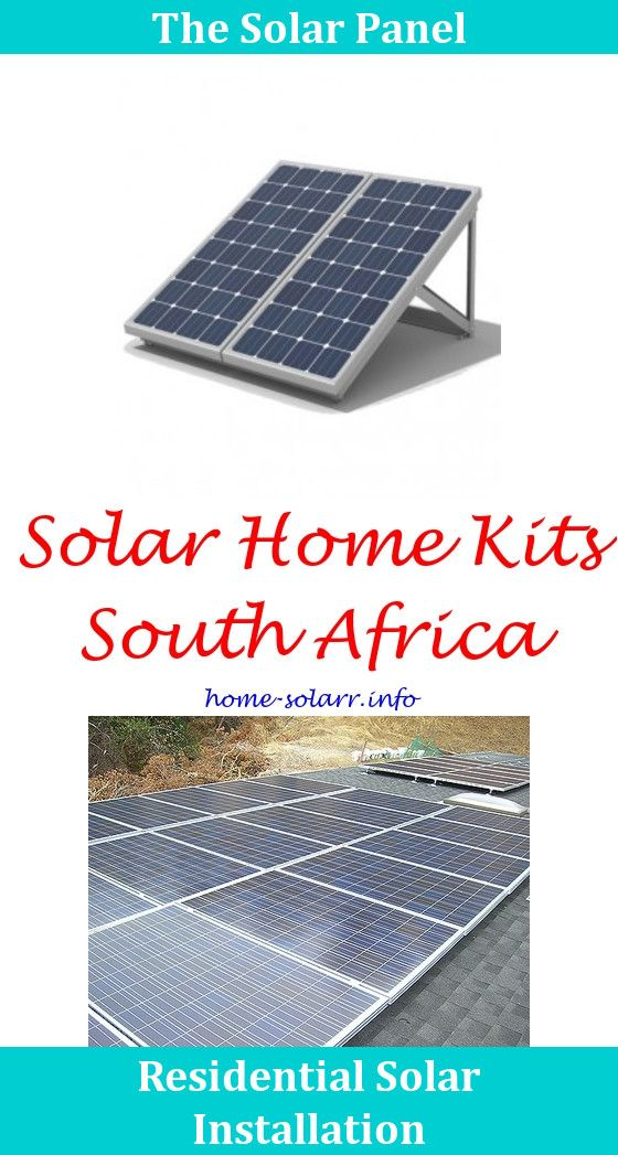 Build Your Own Solar System Kit Solar Panels Buy Solar Panels Solar Power House - Download Small Solar Power System Kit PNG