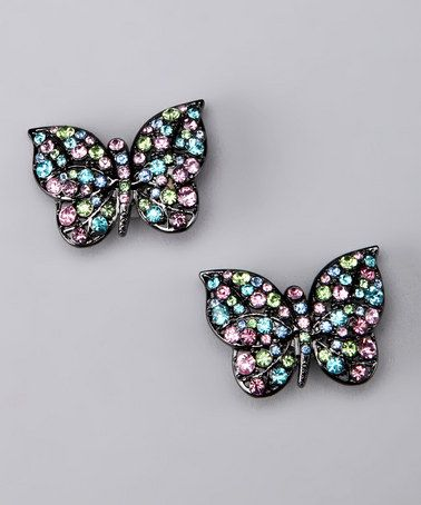 Brazilian Butterfly Small Charm by FlipOut Sandals for flip flops