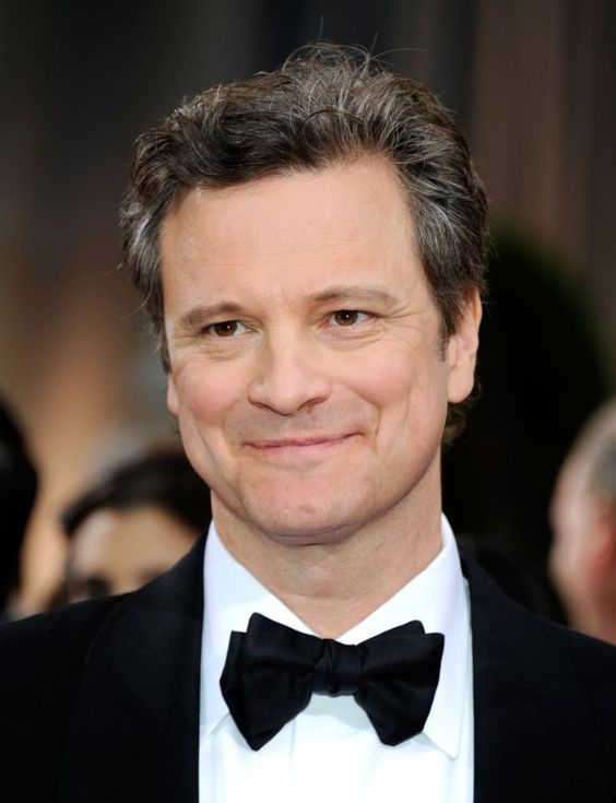 Colin Firth, The 84th annual Academy Awards, February 2012