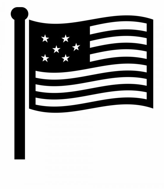 16 American Flag Icon Black And White Png Flag Icon Black And White Flag American Flag Clip Art