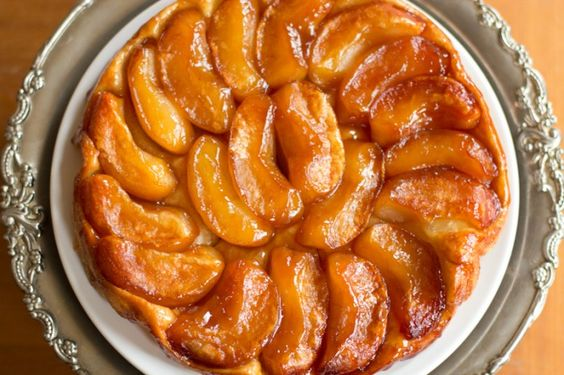 Apple Tarte tatin | Dessert | Pinterest | Tarte Tatin, Apples and ...