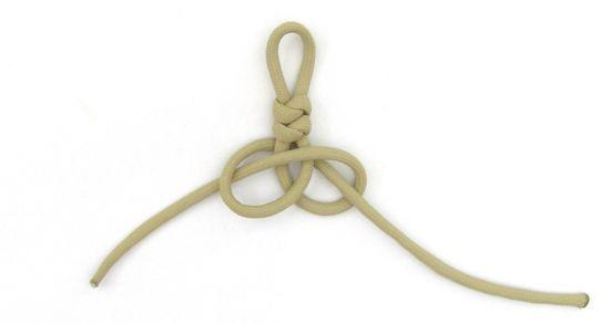 snake-knot-cross-tutorial (15 of 26) | Rosary making | Snake