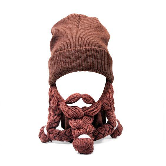 Crochet Dwarf Beard Hat Pattern : The hobbit, Hobbit and Beards on Pinterest