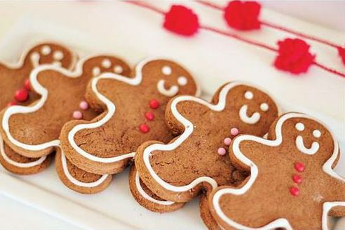 Ladyfertility: La storia del Gingerbread Man (Omino di Pan di Zenzero)