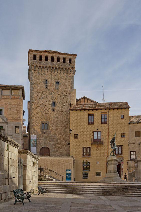 Segovia - Torreon de Lozoya