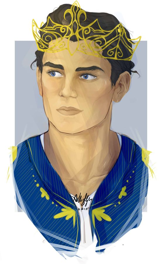 Dorian Havilliard~ Throne of Glass. Crown Prince of Ardalan: