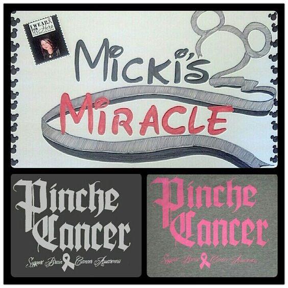 Micki's Miracle #PincheCancer