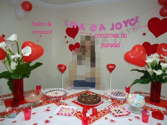 Ch? de Casa Nova // Ch? de Panelas // Ch? de Cozinha // Decora??o ...