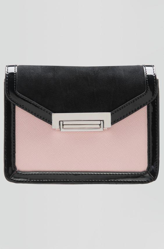 Kleine Tasche mit Details