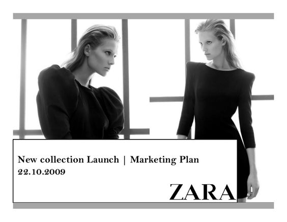 zara marketing plan Zara marketing plan - download as pdf file (pdf), text file (txt) or read online it  is about zara fashion industry.