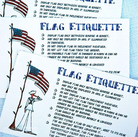 flag day protocol