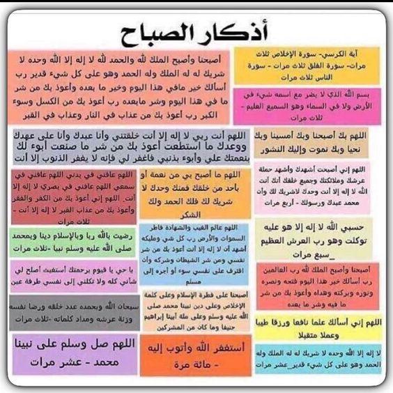 إسلام قرآن اذكار الصباح اذكار المساء سبحان الله الحمد لله أستغفر الله لا ال Quran Quotes Love Quran Quotes Inspirational Islamic Phrases