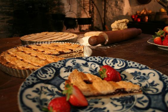 A Taste of History - Colonial period cooking:
