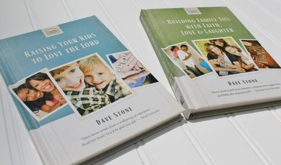 Build Stronger Families with Dave Stone's Faithful Families Book Series @DaveStone920