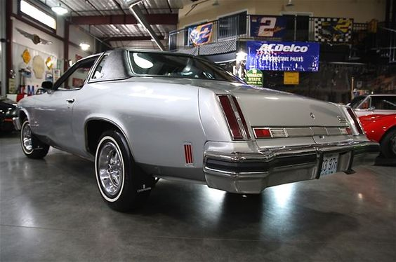 Oldsmobile cutlass and salons on pinterest for 1973 oldsmobile cutlass salon