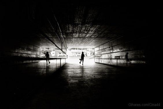 Olhares.com Fotografia | Alcina Moreira | Ponto de fuga...