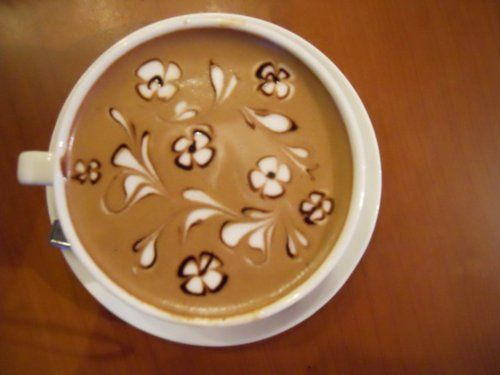 daisy coffee <3