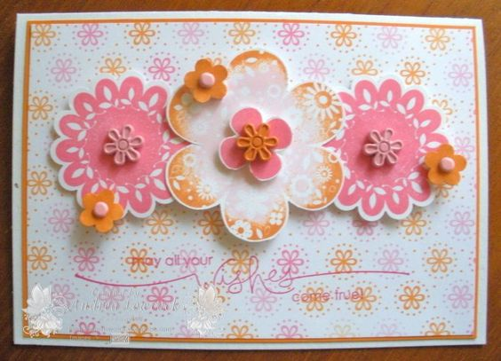 Printed Petals