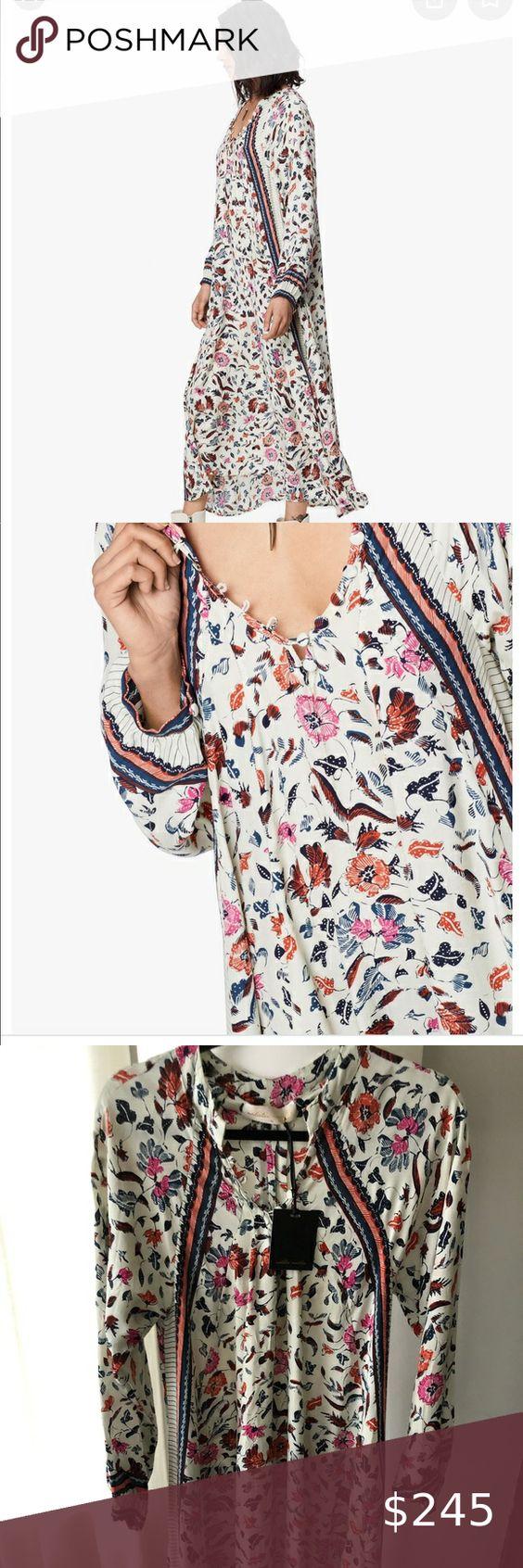 Natalie Martin Fiore Maxi Dress Silk Maxi Dress In Wildflower Nwt Dresses Maxi Maxi Dress Silk Maxi Dress Dresses [ 1692 x 564 Pixel ]